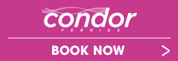 Condor Ferries Book Now