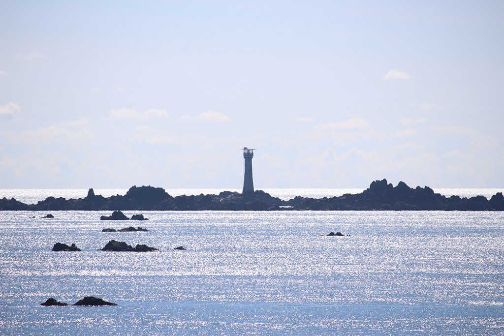 Les Hanois Lighthouse Guernsey