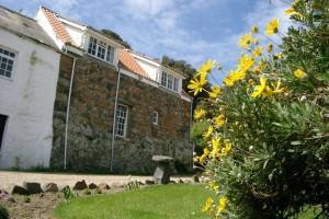 Shop & TV Lounge Vaugrat Campsite Guernsey