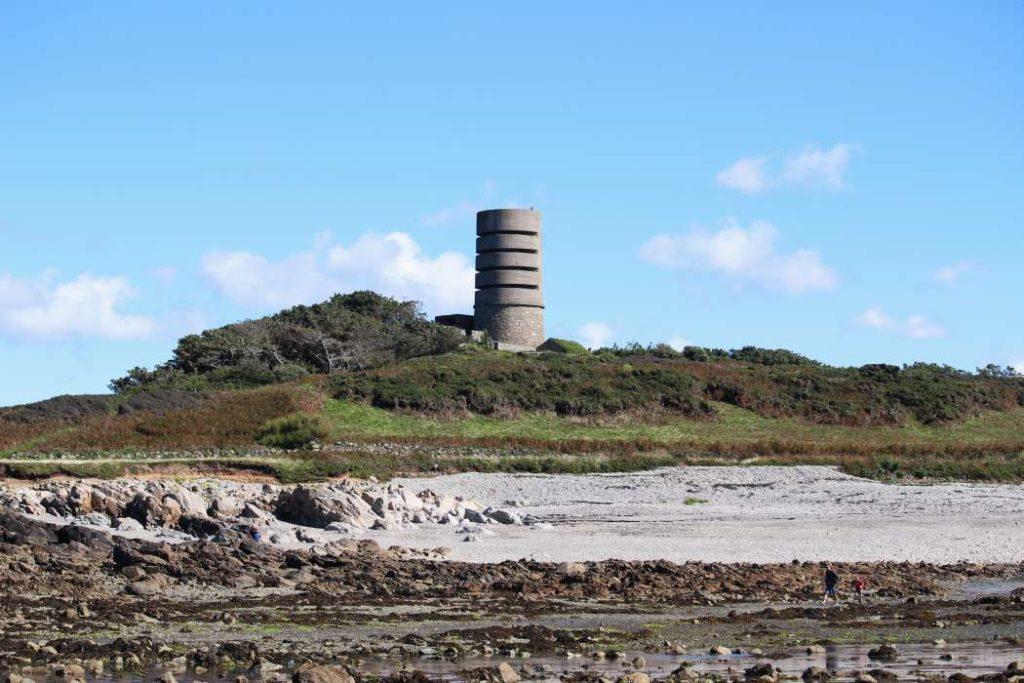 Fort Saumarez Observation Tower